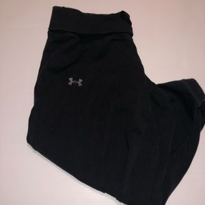 Under Armour Charge cotton capri
